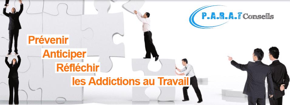 addictions travail